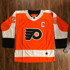 Claude Giroux Philadelphia Flyers Adidas Jersey
